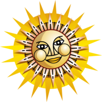 Indosat Mentari Logo