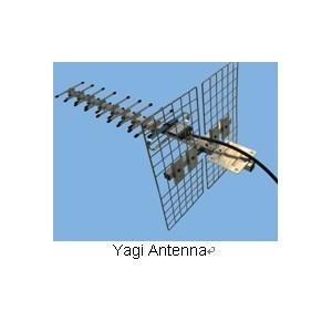 Antena Outdoor Yagi plus Reflector Net