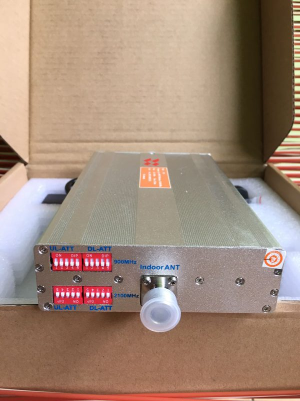 W 950 Dualband tampak samping 1